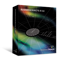BusinessObjects XI 3.0 box shot