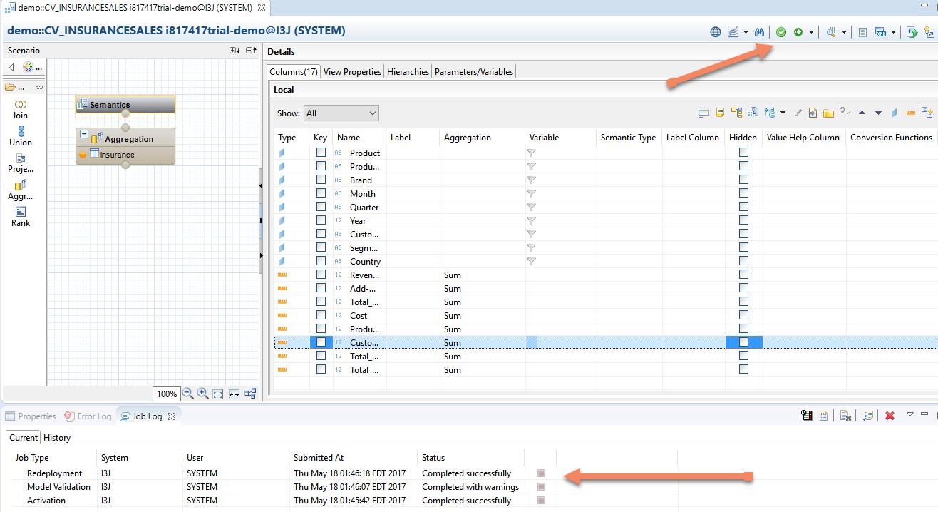 sap cloud activate application delay